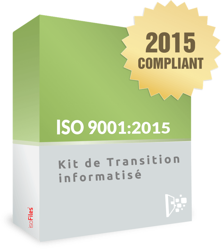 Kit de Transition ISO9001:2015