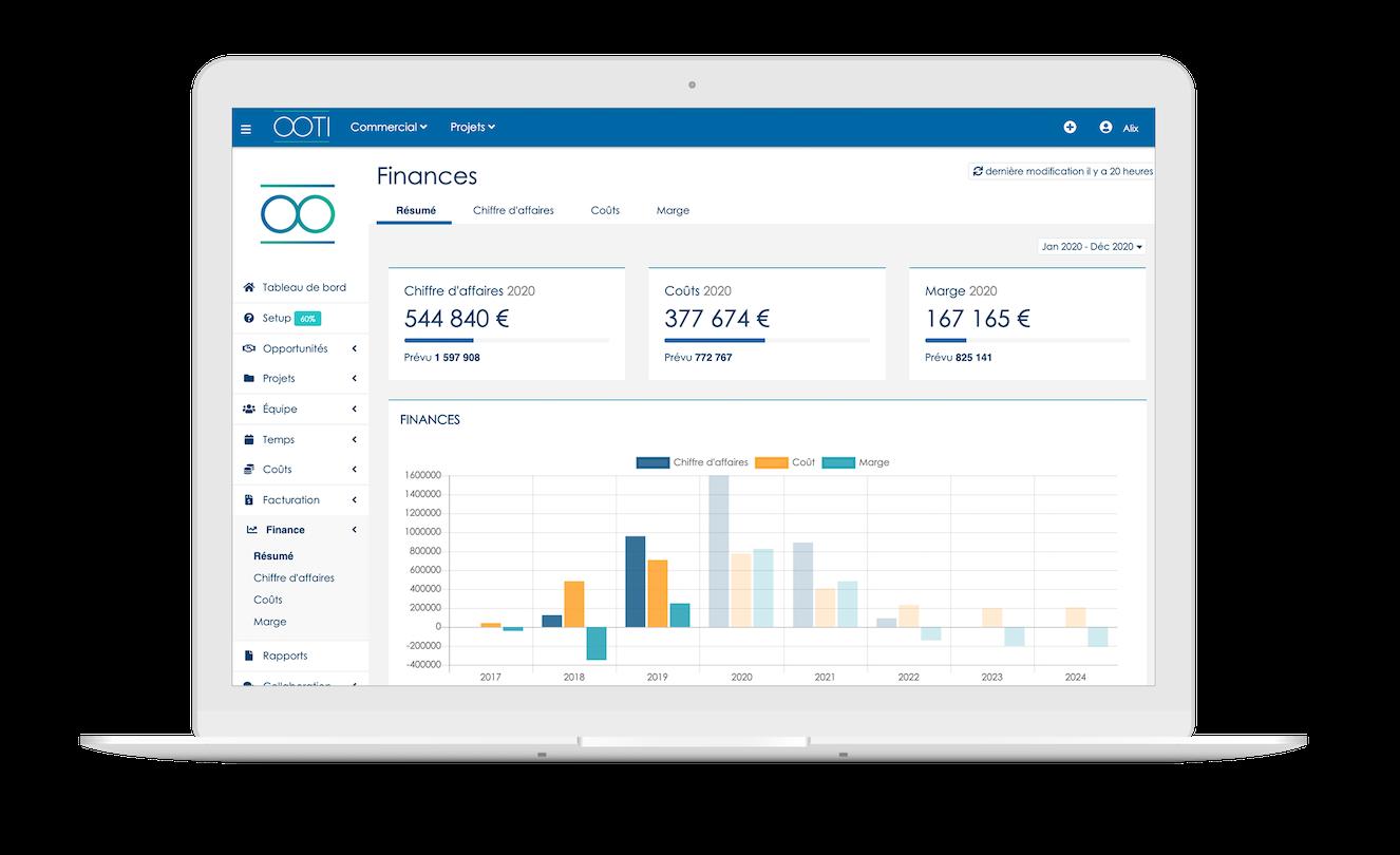 OOTI-Onboarding finances