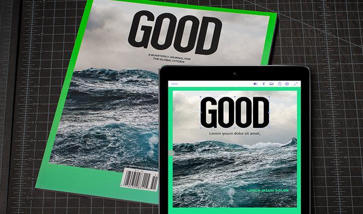 Avis InDesign CC : Logiciel de création de catalogues, livres, affiches - Appvizer