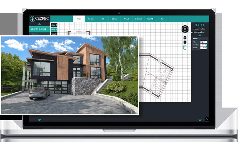 Créez des visuels HD pour aider vos clients à se projeter