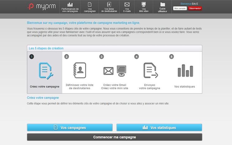 Offrez à vos partenaires la possibilité de booster leur business grâce à un module de campagne email.