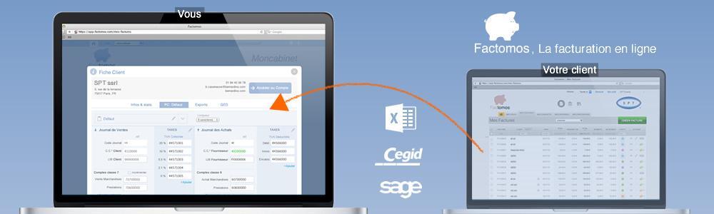 Avis Factomos Xpert : La Facturation en ligne pour les clients de votre cabinet - Appvizer