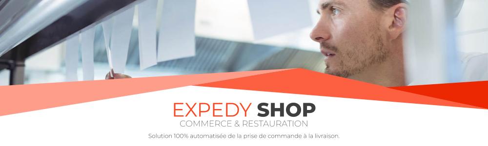 Avis Expedy Shop : La solution pour commerçants et restaurateurs - appvizer