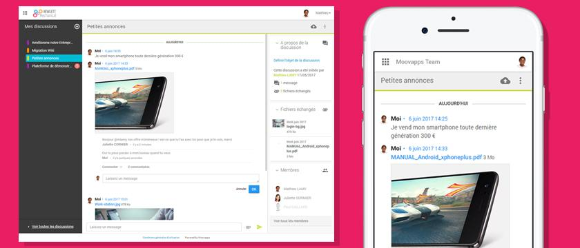 Avis Moovapps Team : Dynamiser la communication et provoquer l'innovation - appvizer