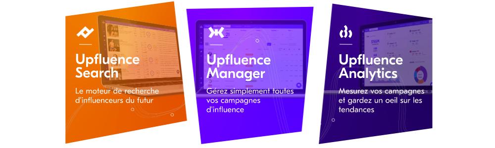 Avis Upfluence : Outil de recherche d'influenceurs - appvizer