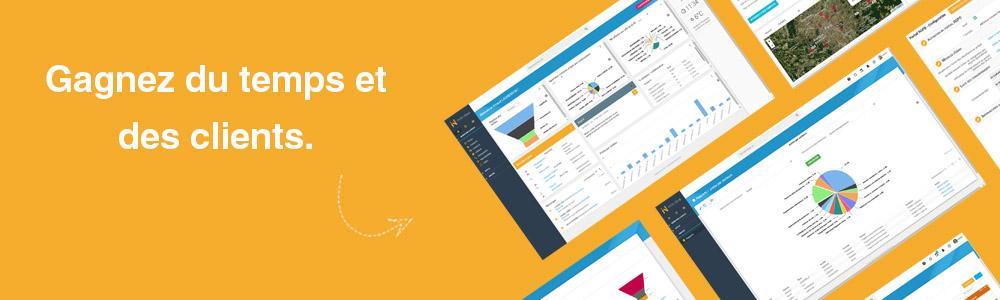 Avis Initiative CRM : CRM avec reportings avancés et 100% compatible RGPD - Appvizer