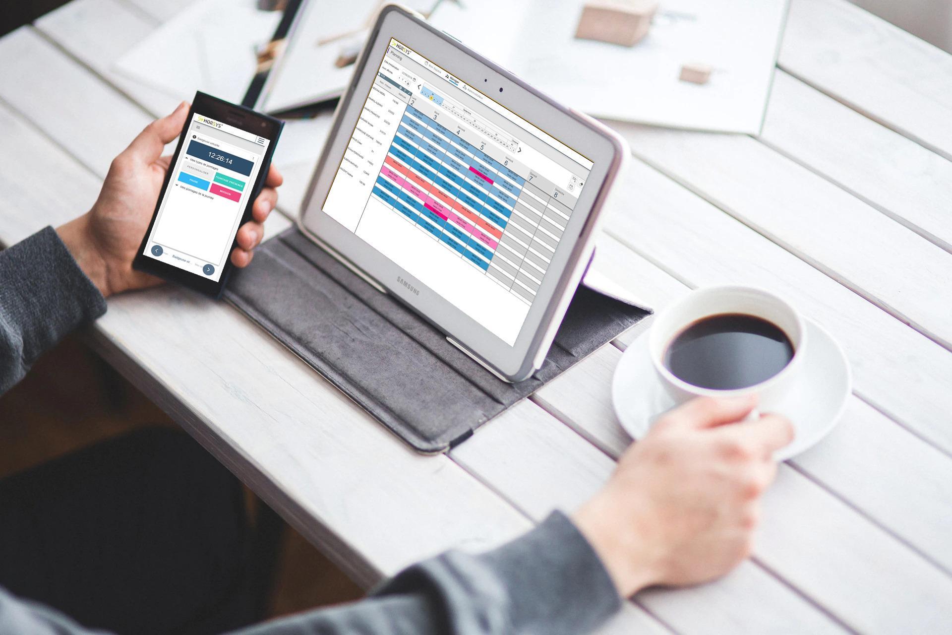 SoHorsys, le logiciel RH des PME et ETI exigeantes