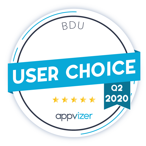 Badge User Choice 2020