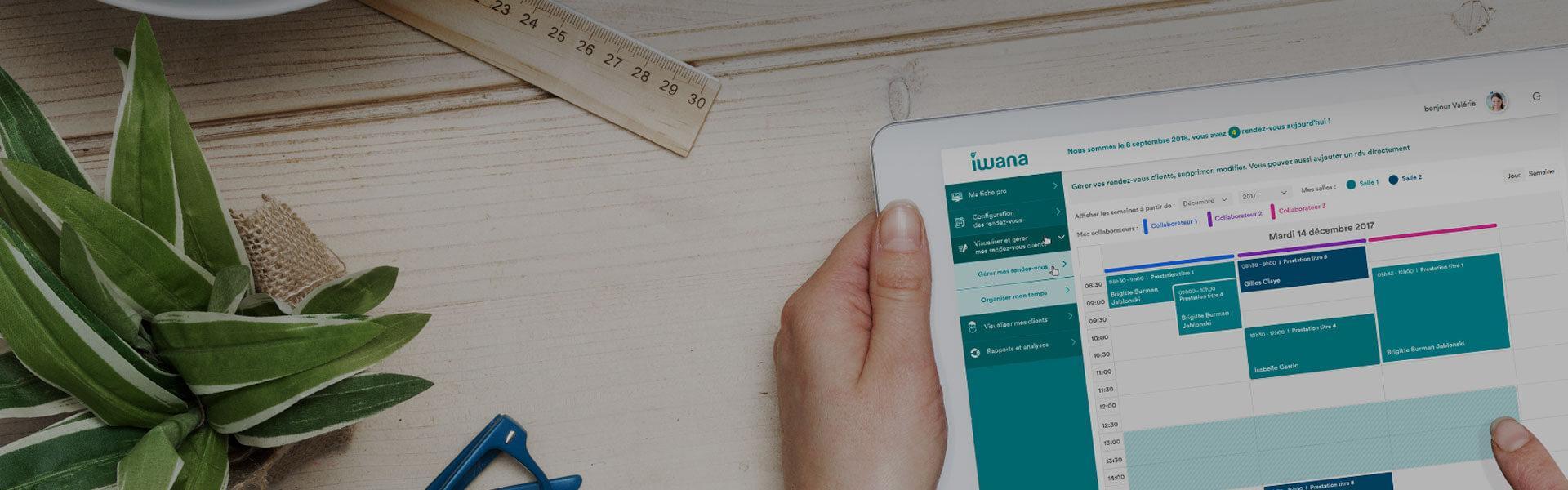 Avis Iwana : Ouvrez votre business aux rendez-vous en ligne - appvizer