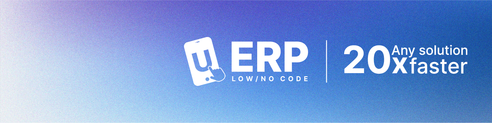 Avis U-ERP APPS : Usine d'applications mobiles zéro code - Appvizer