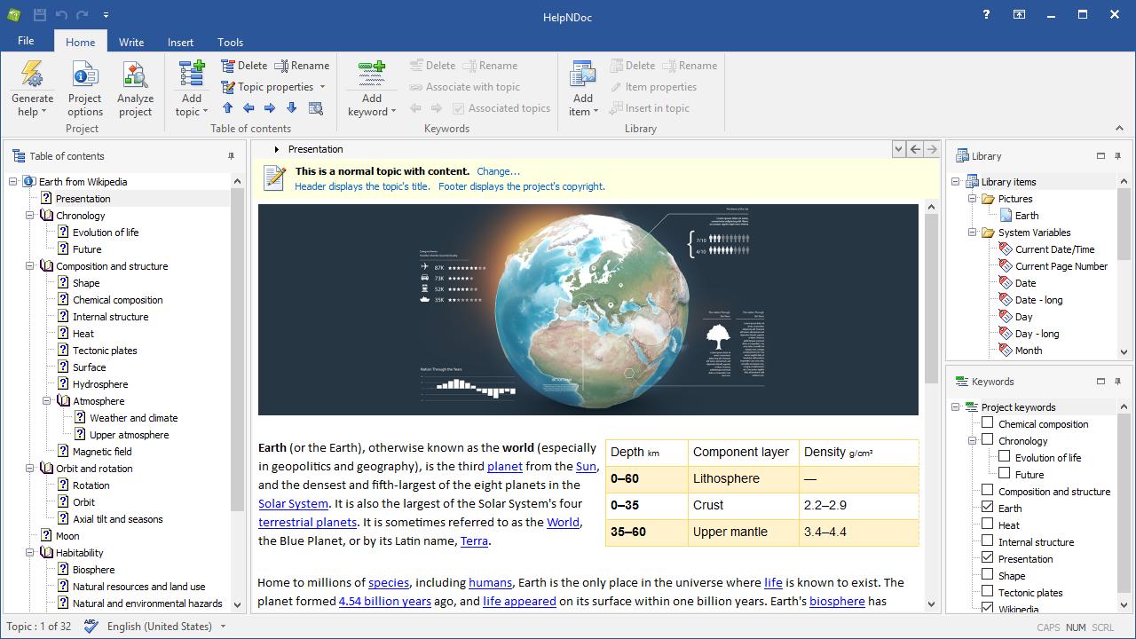 Avis HelpNDoc : Outil de création de documentations multi-formats - appvizer