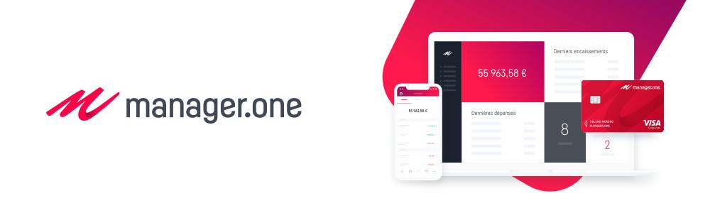 Avis manager.one : Banque en ligne pour les professionnels - Appvizer