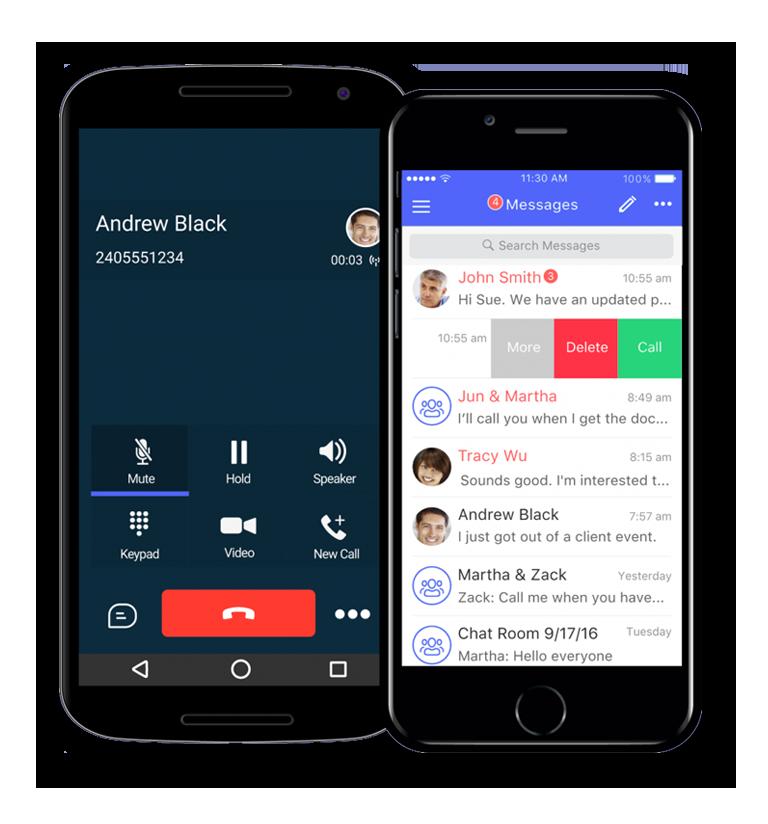 Spoka Talk - Téléphonie d'entreprise. Des fonctionnalités premium accessibles facilement et à moindre coût.