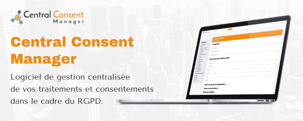 Avis Central Consent Manager : RGPD : Gestion efficace des traitements et consentements - appvizer