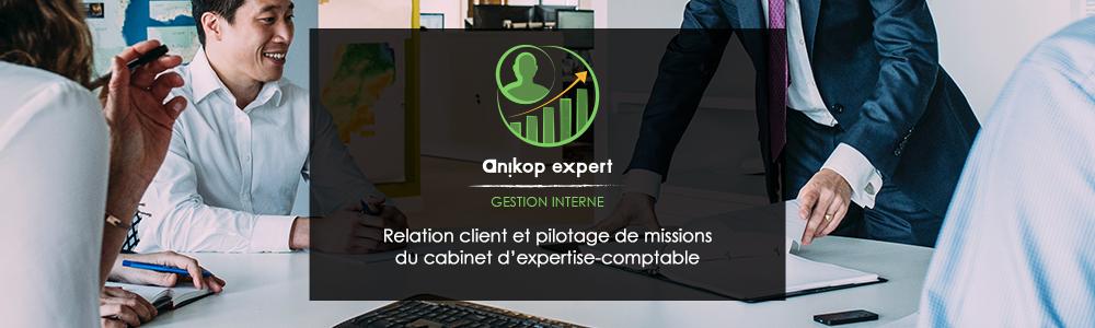 Avis Anikop Expert : CRM, gestion interne et pilotage du cabinet comptable - Appvizer