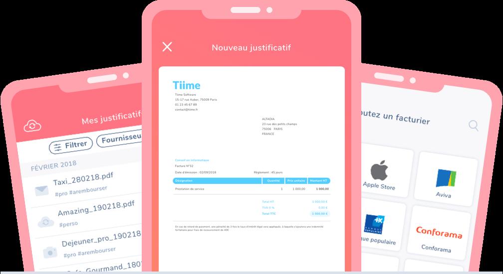 Avis Receipt : La gestion simple de vos reçus & justifs - appvizer