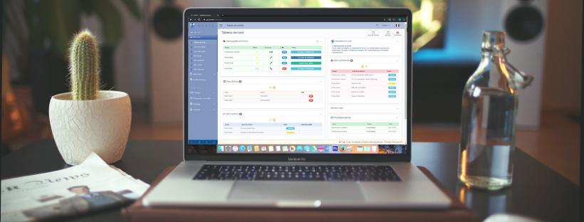 Avis Gouti : Bien plus qu'un logiciel de gestion de projet - Appvizer