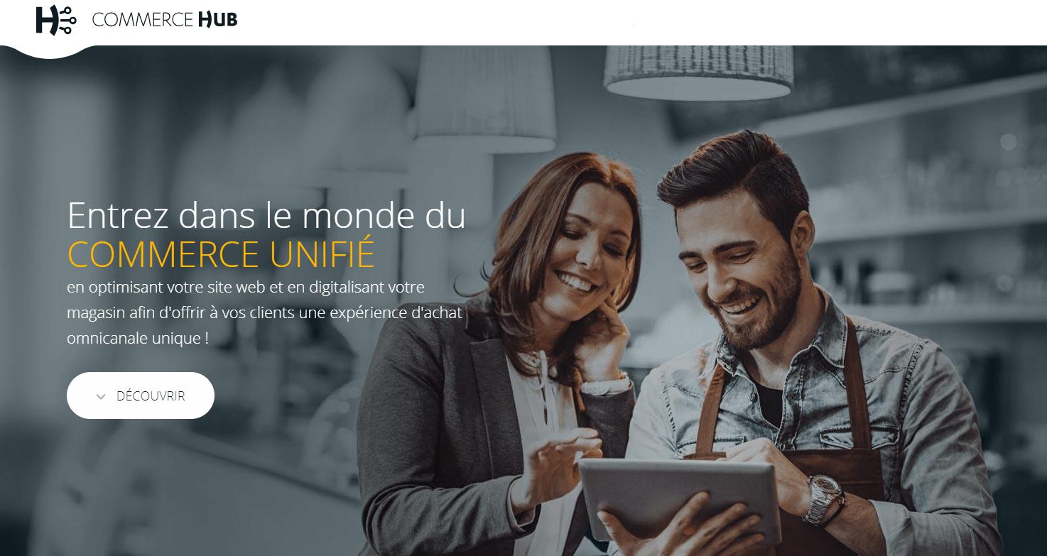 Avis COMMERCE HUB : Unifiez le commerce physique et le commerce digital ! - appvizer