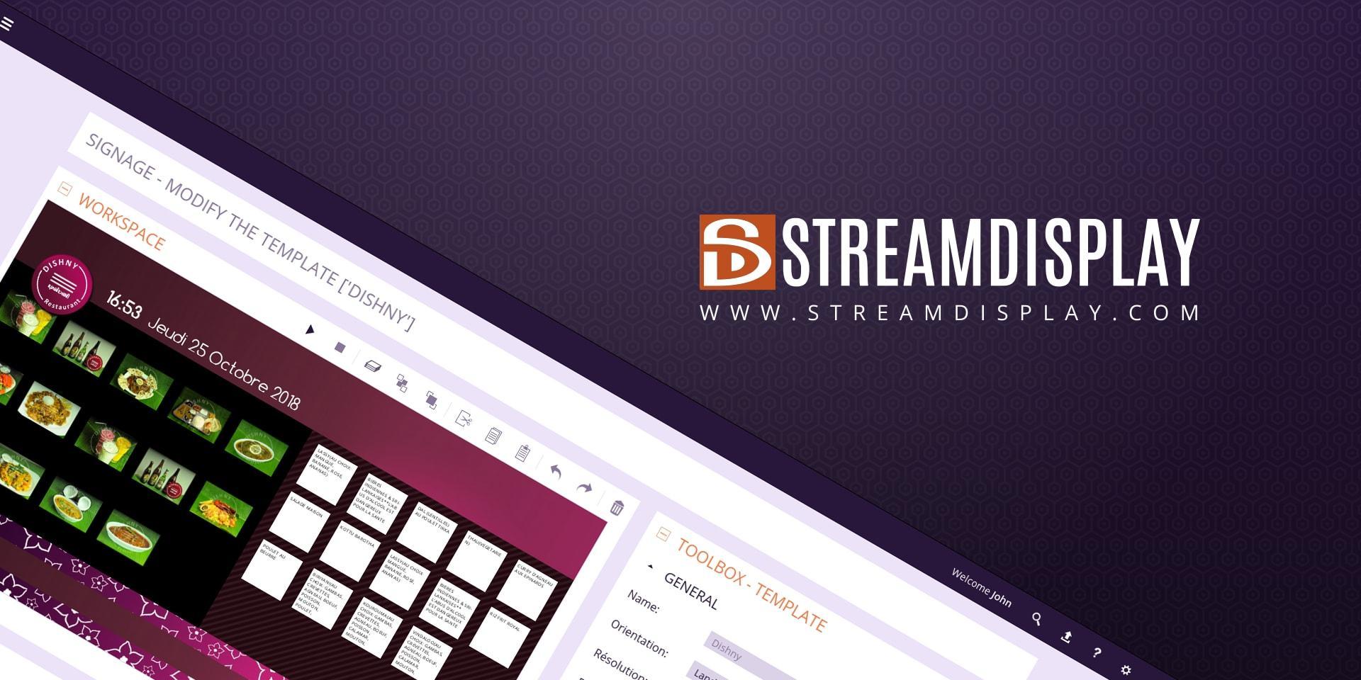 Avis StreamDisplay : Votre nouvelle expérience d'Affichage Dynamique - Appvizer