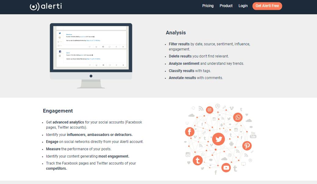 Avis Alerti : L'outil de gestion de la réputation digitale - Appvizer