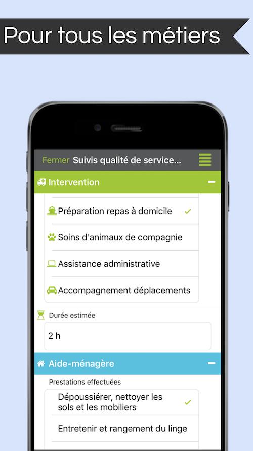 Quel que soit votre secteur d'activité, avec l'application Kizeo Forms vous allez pouvoir passer au support numérique en toute simplicité.