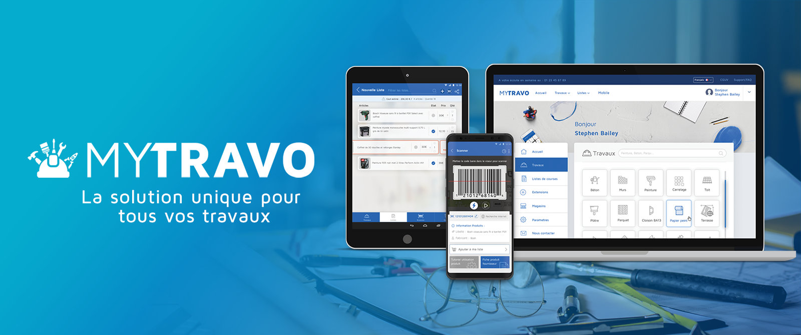 Avis Mytravo : La solution qui calcule vos coûts & besoins pour vos travaux - Appvizer