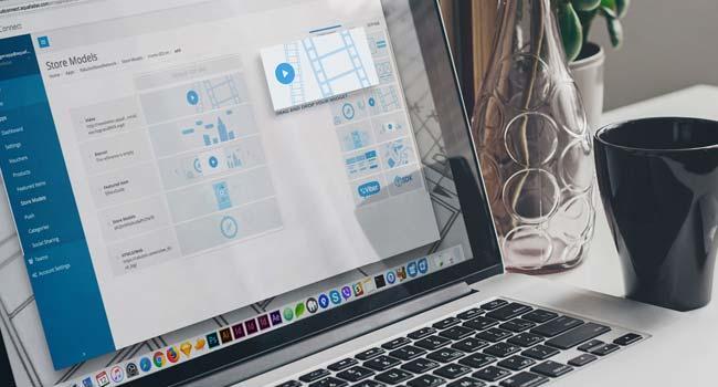 Créez facilement vos applications multiplateformes grâce à nos composants Drag & Drop.