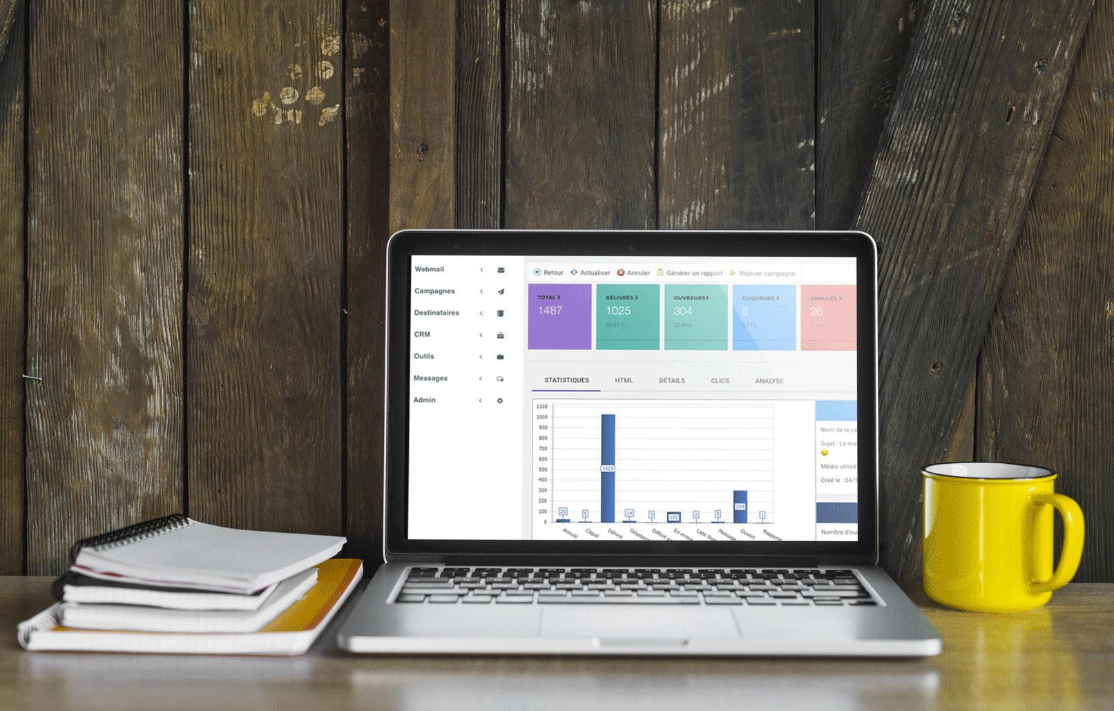 Avis efisend : Captivez vos prospects, fidélisez vos clients - Appvizer