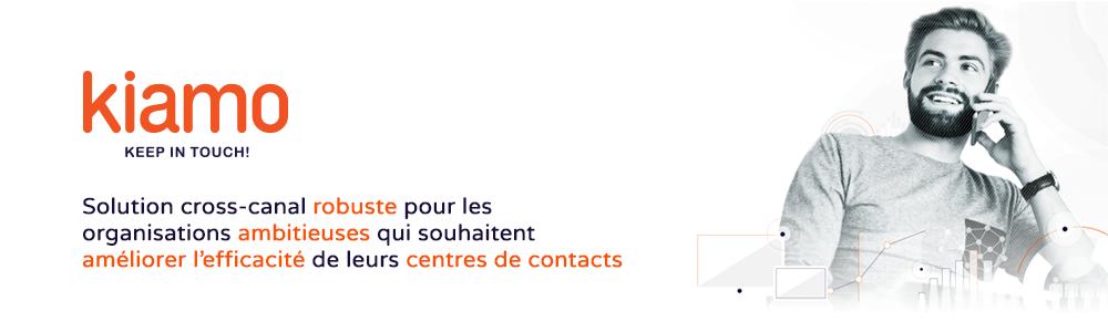 Avis KIAMO : Le logiciel cross-canal pour les centres de contacts - appvizer
