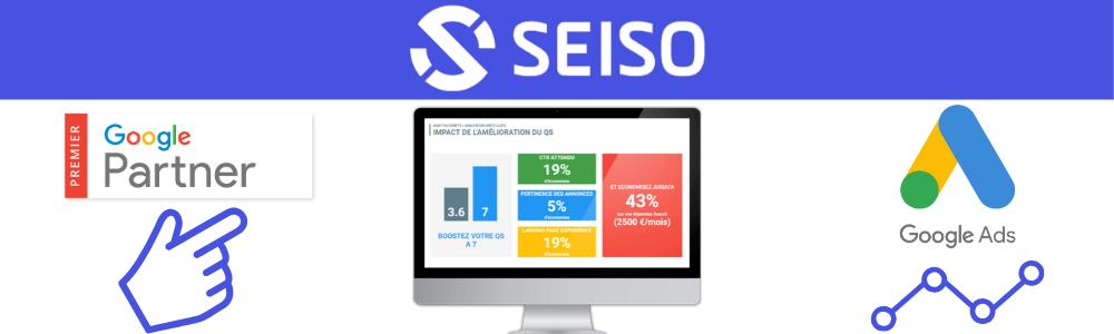 Avis SEISO : Analyse de votre compte Google Adwords en 3 clics - appvizer