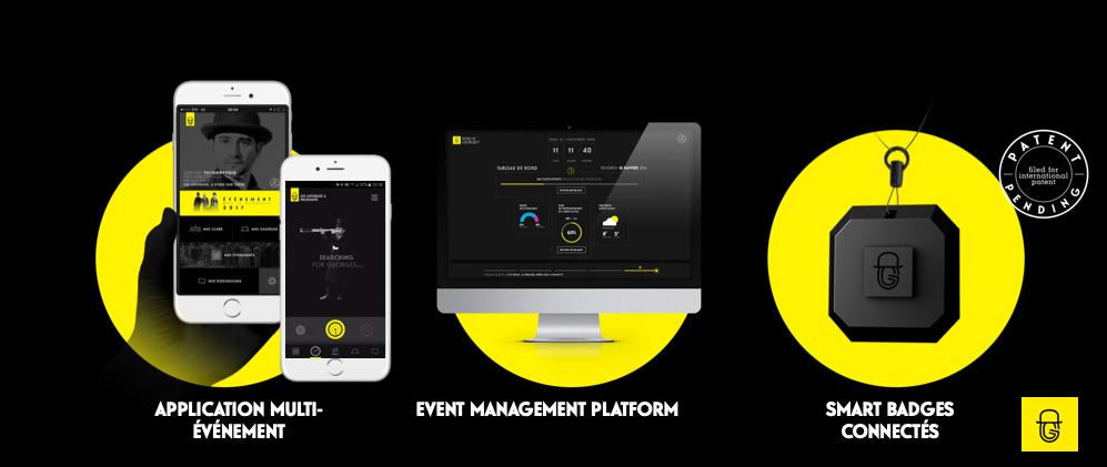 Avis Who is Georges? : L'app indispensable pour digitaliser vos évènements - appvizer