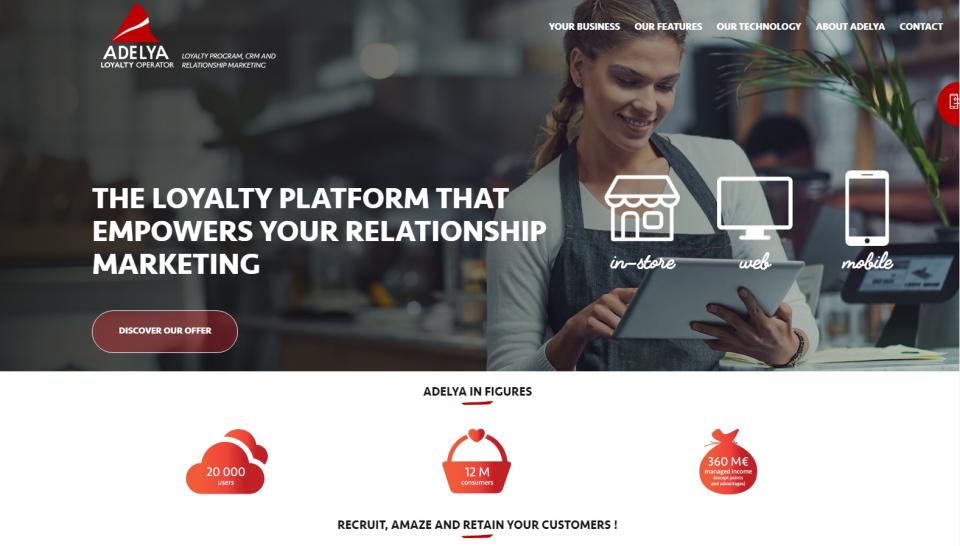Avis Loyalty Operator : La Solution Omnicanale pour Fidéliser, Animer et Etonner ! - Appvizer