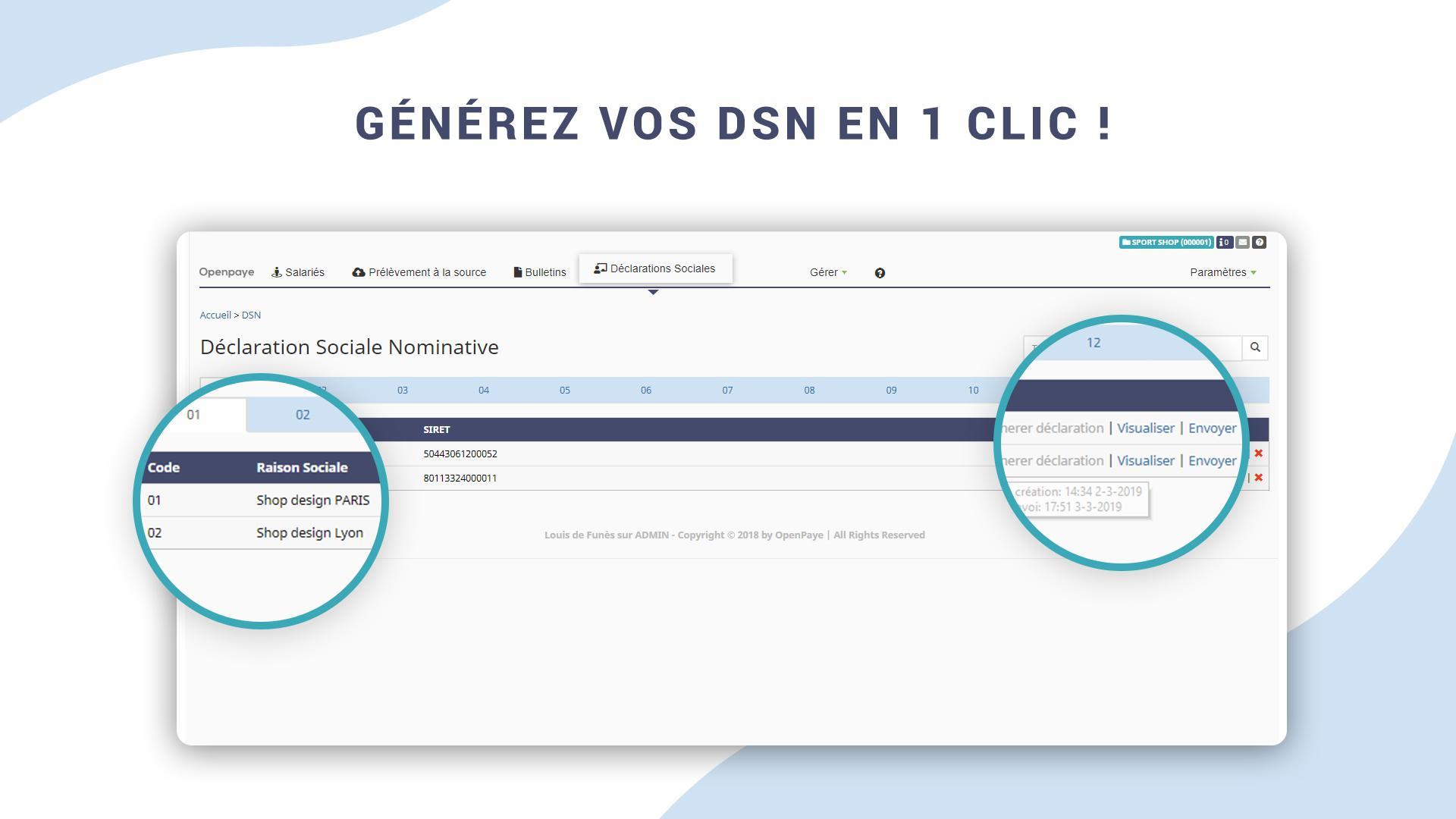 Avis Openpaye : Le logiciel de paies et déclarations sociales 100% web - appvizer