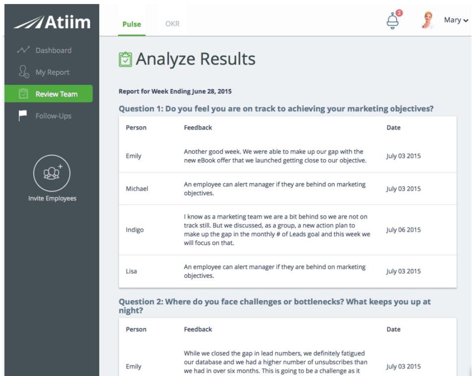 Agile Weekly Report-screenshot-0