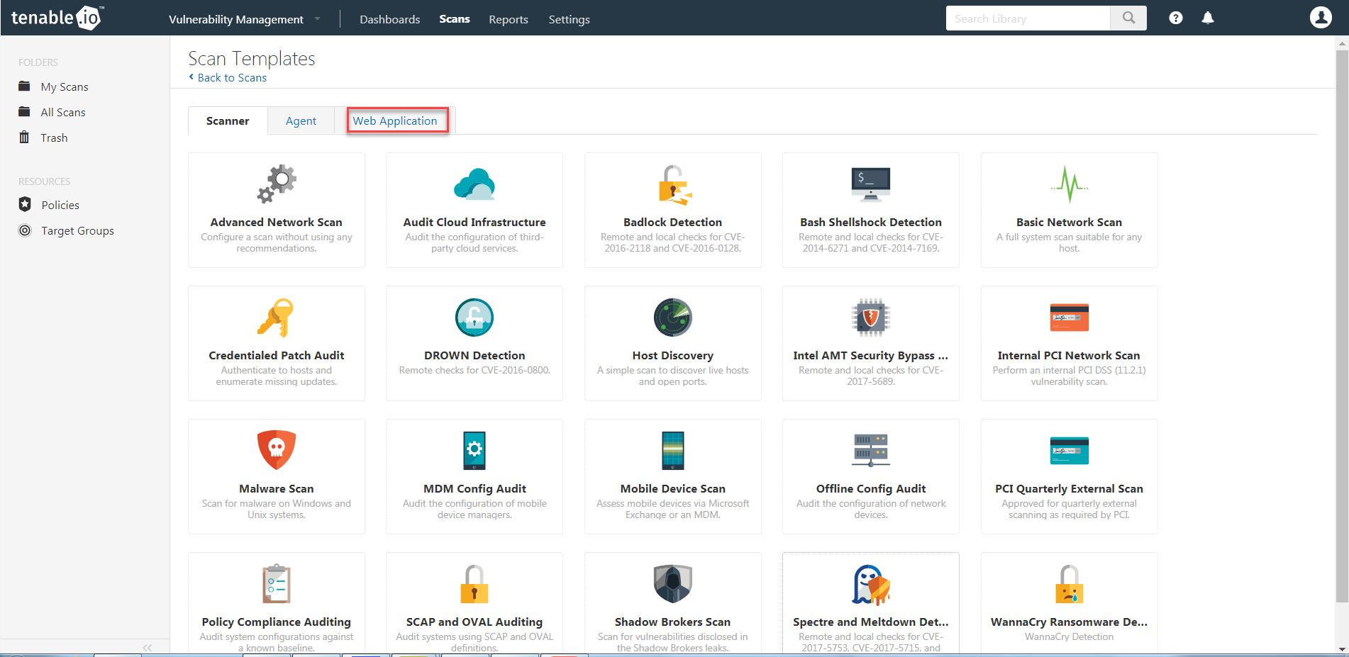 Avis Tenable.io : Solution de sécurité informatique ETI et grandes entreprises - Appvizer
