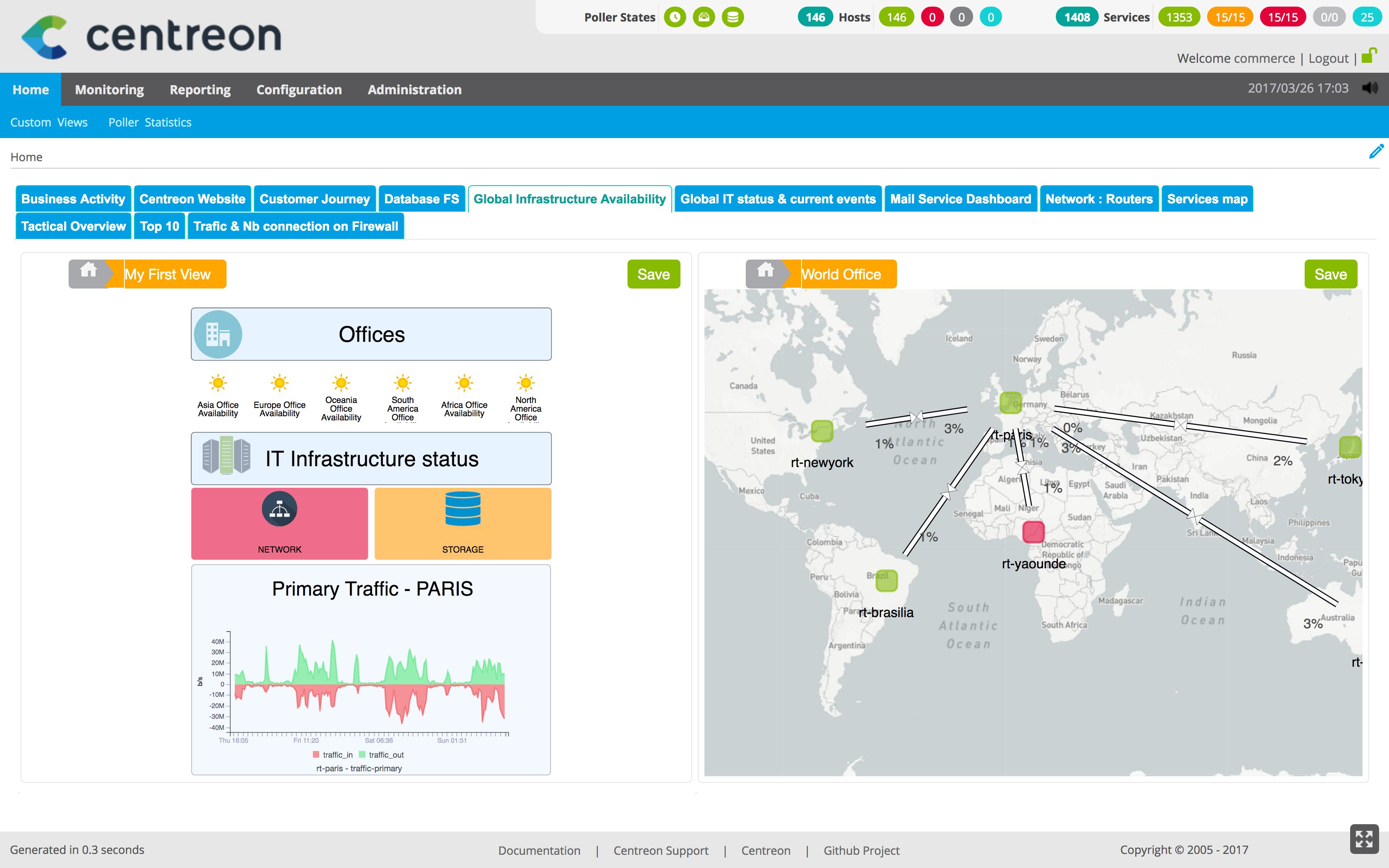 Avis Centreon MAP : Optez pour une supervision plus graphique - appvizer