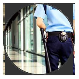 Planification des agents de sécurité dans le respect de la législation.