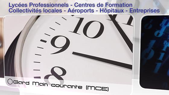 Plus de 2000 mains courantes électroniques utilisées en France métropolitaine et outre mer
