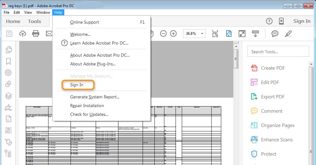 Avis Adobe Acrobat DC : Travail universel pour créer et modifier des PDF - Appvizer