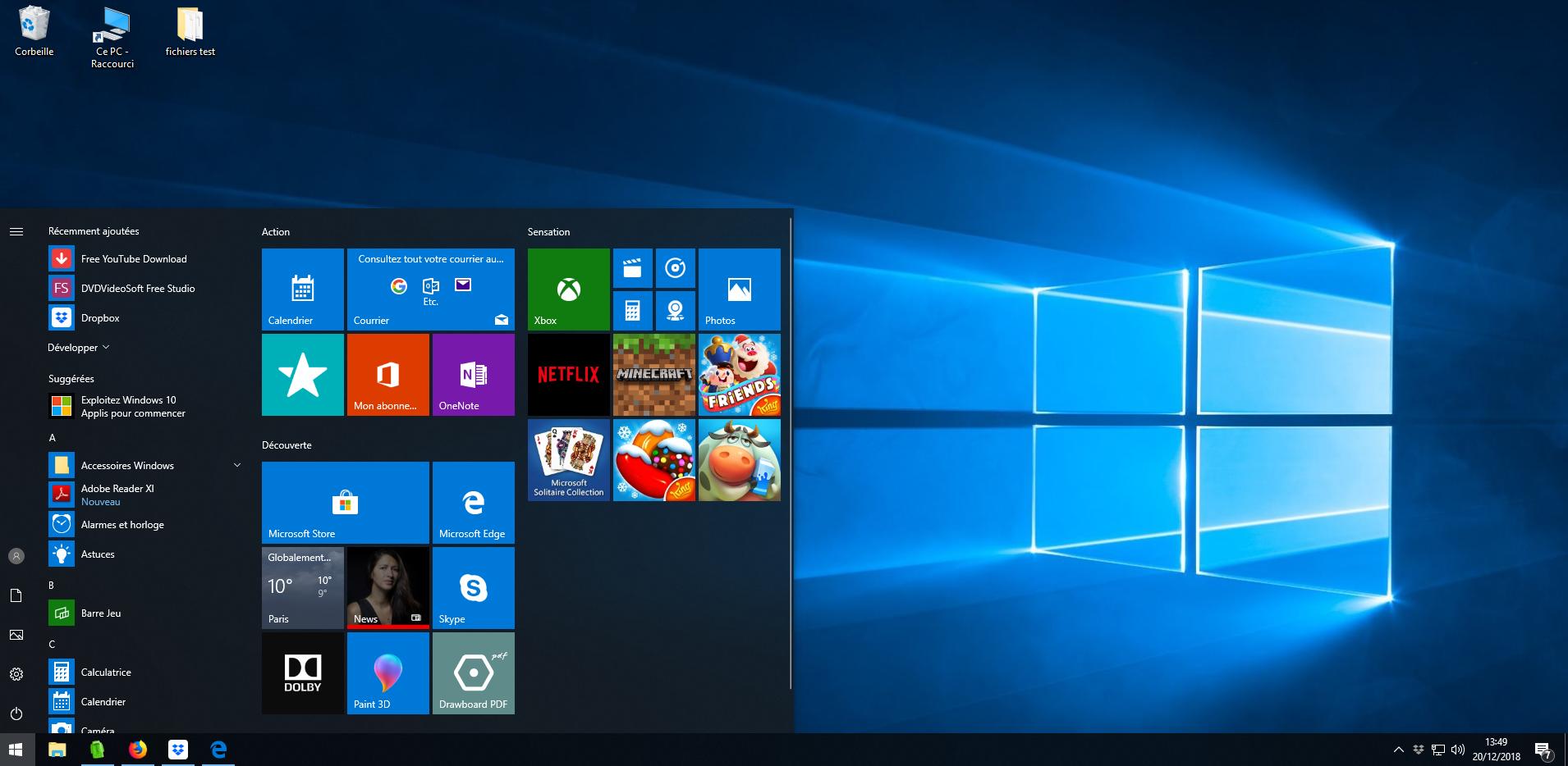 Avis Windows 10 : Le système d'exploitation performant de Microsoft - Appvizer