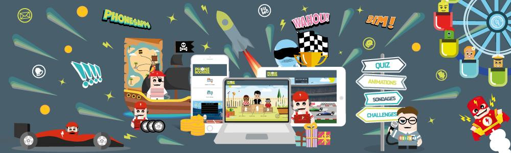 Avis Phone Booster : Expert de l'animation en centres de relation client ! - Appvizer