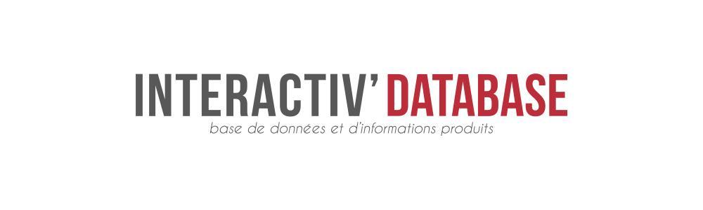 Avis Interactiv' DataBase (PIM) : Gérez vos données Marketing Produits pour le Web et le print - appvizer