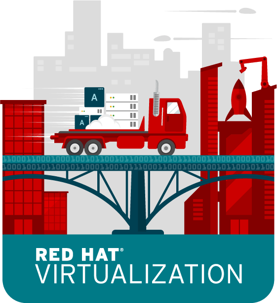 Avis Red Hat Virtualization : Plateforme de virtualisation Open Source - appvizer