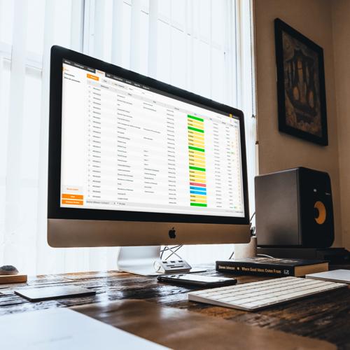 Travailler confortablement sur votre PC/Mac