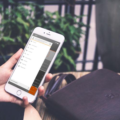 Toutes les informations de votre entreprise sur votre smartphone et/ou tablette