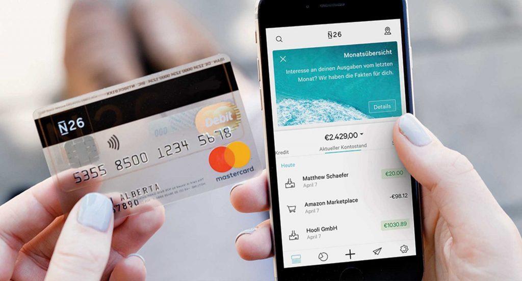 Avis N26 : Une banque complète connectée en temps réel - Appvizer