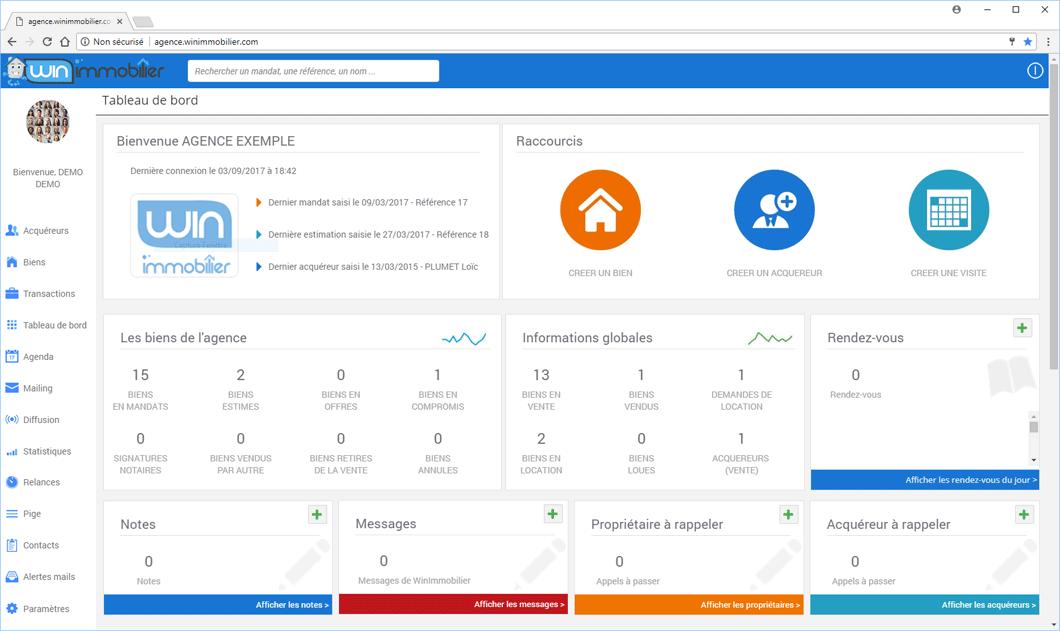 Avis WinImmobilier : Les transactions immobilières simplifiées - Appvizer