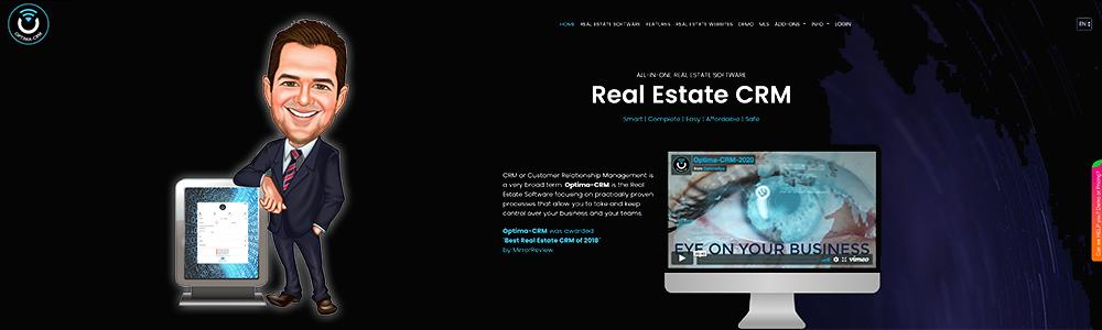 Avis Optima-CRM : Logiciel immobilier novateur CRM et gagnant mondial 2018. - appvizer