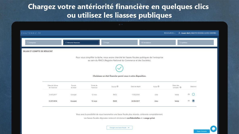 Aucune saisie : Import automatique de données financières