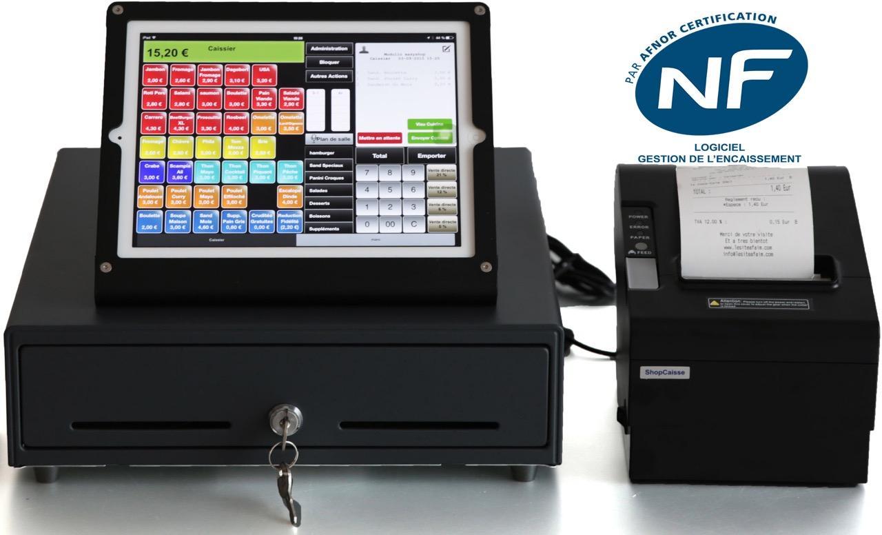 Avis Shopcaisse : La caisse enregistreuse numérique performante - appvizer